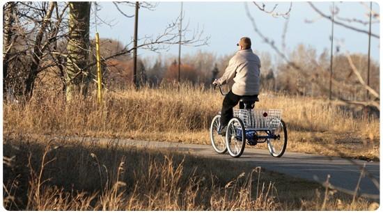 Les conseils d'entretien de votre tricycle
